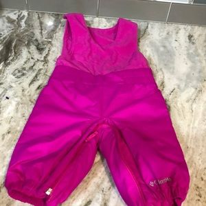 COLUMBIA BABY GIRLS SNOW SUIT SIZE 6-12 months
